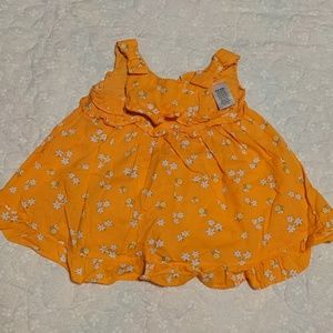 Gymboree 3-6 month bumblebee dress